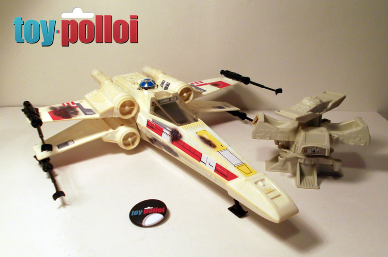 Toy Polloi Charity Star Wars X-wing
